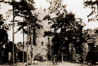 Gimghoul Castle circa 1927